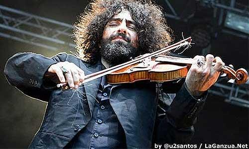 Ara Malikian en concierto