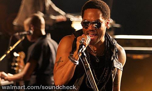 Lenny Kravitz en concierto
