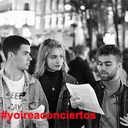 Alejandro Chamizo, de A Cualquier Otra Parte, se une al grito #YOIREACONCIERTOS