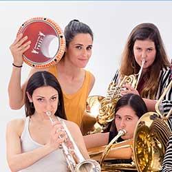 Balkan Paradise Orchestra, conciertos en Madrid, Sevilla, Bueu, Valencia y más