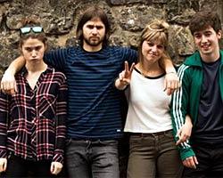 Belako, concierto en Madrid este viernes y antes firma de discos en Cuervo Store, con Plastic Drama Day