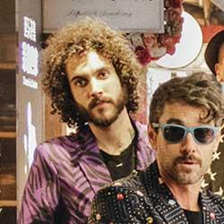 Billy Boom Band, concierto en Madrid y nuevo disco, La Mujer Bala