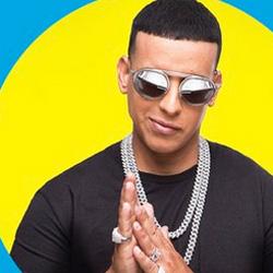 Daddy Yankee, concierto en el Latin Fest en La Marina Sur de Valencia