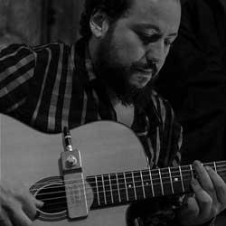 David Regueiro, buen concierto jazz swing en Santiago con Art Záldivar de invitado