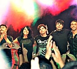 Dorian, Zahara y Cooper, conciertos pop de festival Ebrovisión, cartel por días
