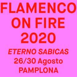 Flamenco on Fire, conciertos en Pamplona este agosto y homenaje a Sabicas