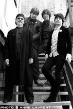 Flamin Groovies con Roy Loney, conciertos en Madrid, Valencia, León...