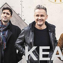 Keane, conciertos en Barcelona y Madrid, gira Cause and Effect Tour