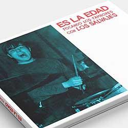 El libro de Los Salvajes, de Delfín Fernández, ya a la venta, edita Chelsea Ediciones