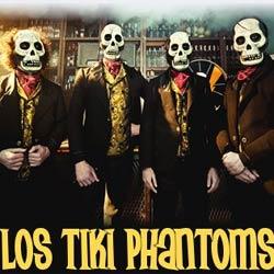 Tiki Phantoms, conciertos de Disco Guateque, con versiones de Clash, Blondie...