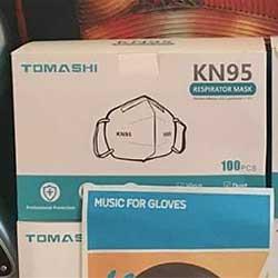 Music For Gloves entrega 400 mascarillas FFP2 a hospitales tras donar 15.000 guantes, música solidaria