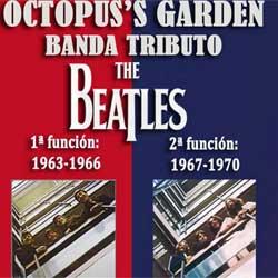 Concierto de versiones de los Beatles, en A Coruña, con Octopus's Garden