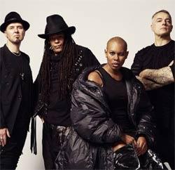 Skunk Anansie darán conciertos en Madrid, Barcelona, Santiago y Bilbao en noviembre