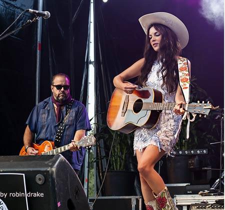 Huercasa Country Festival en Riaza Segovia concierto julio 2016