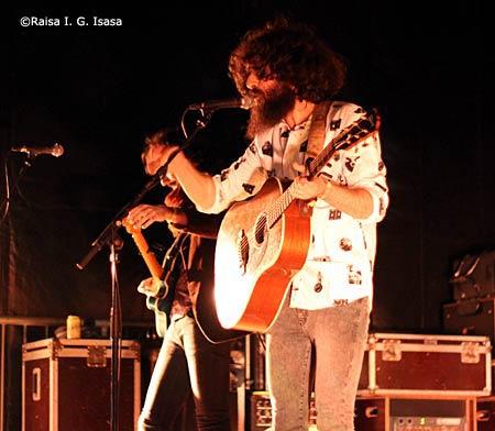 Angel Stanich en Kutxa Kultur Festival 2015 Donostia, crónica concierto setiembre 2015