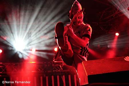 Austin Tv, Mulafest 2013, crónica concierto en Madrid