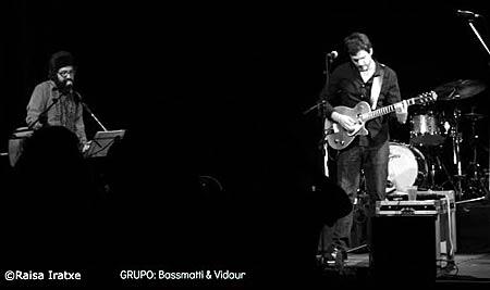 Bassmatti & Vidaur en Donostia San Sebastián, crónica concierto