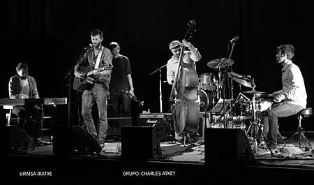 Charles Atkey en Donostia San Sebastián, crónica concierto