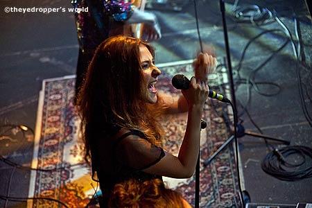 Crystal Fighters, crónica concierto en Vigo