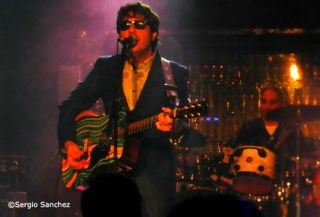 Lichis en Madrid, crónica concierto octubre 2015