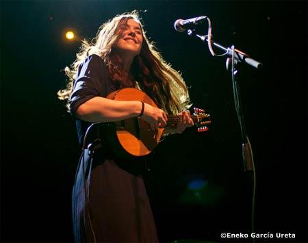 Lisa Hannigan, Glen Hansard, crónica concierto en Bilbao