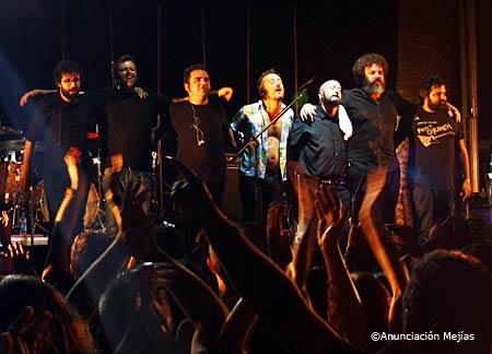 Love of Lesbian, crónica concierto en Cádiz