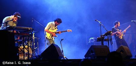 Mendetz en Kutxa Kultur Festival 2015 Donostia, crónica concierto setiembre 2015