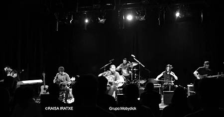 Mobydick en Donostia San Sebastián, crónica concierto