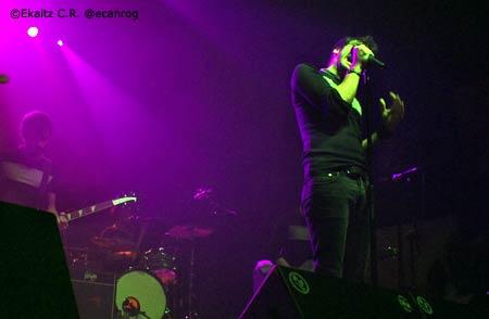Second en Bilbao, crónica concierto