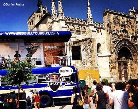 Tourmalet en Festival Sonorama 2012 - Aranda de Duero, Burgos