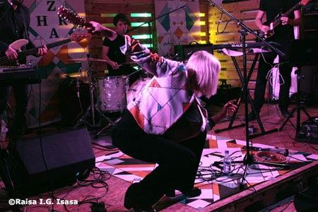 Zahara en Donostia San Sebastián concierto marzo 2016