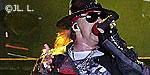Guns N Roses, crónica concierto