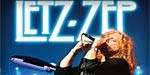 Letz Zep, tributo a Led Zeppelin, crónica concierto