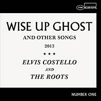 Elvis Costello, disco Wise Up Ghost. Comentario disco
