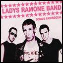 Ladys Ramone Band disco