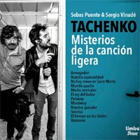 Tachenko, disco Misterios de la cancion ligera. Comentario disco