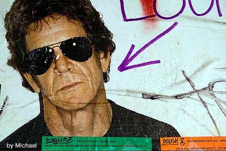 Lou Reed, dossier de discos