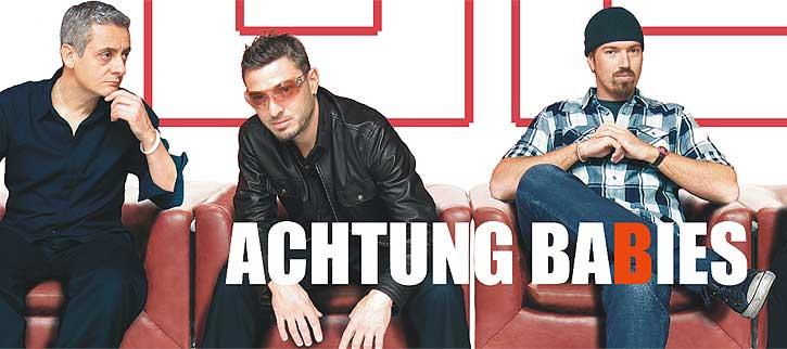 Achtung Babies, conciertos tributo a U2 en Bilbao y Vitoria Gasteiz