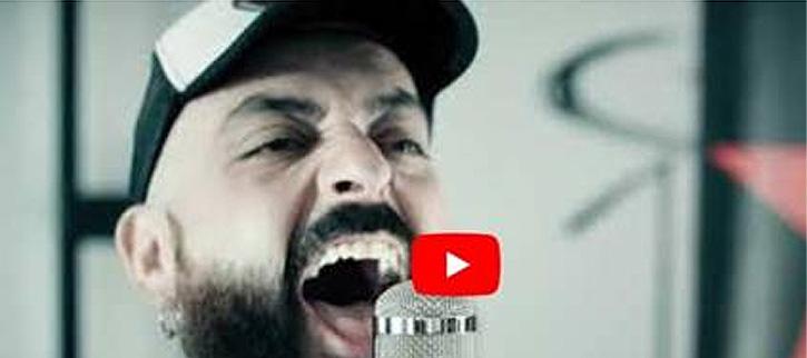 Alademoska, de Villena, Alicante, estrenan vídeo rock, Sembraremos Rebeldía