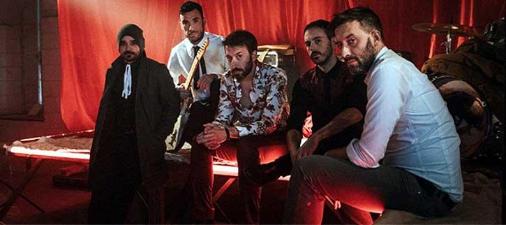 Algunos Hombres, concierto en Córdoba con Carolina Durante y La Plata, en Medina Sonora