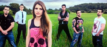 Ankor, metal rock catalán de gira por Europa con el disco White Dragon