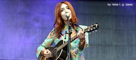 Anni B Sweet graba en Londres nuevo disco y anuncia concierto en Madrid