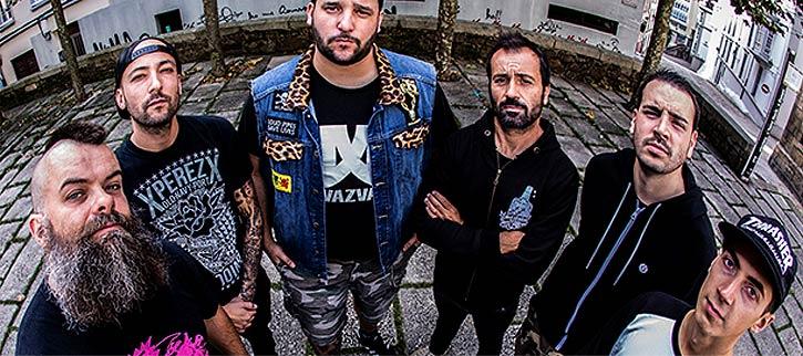 Bastards On Parade, folk rock desde A Coruña, con nuevo disco, Cara a Liberdade