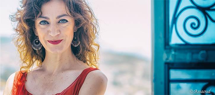 Carmen París anuncia breve gira por Italia por sus más de 30 años de carrera