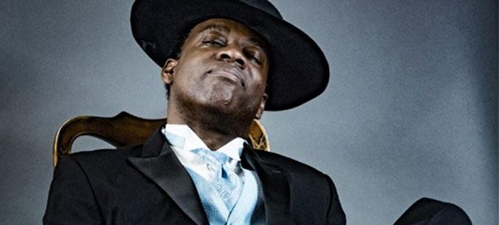 Carvin Jones, concierto blues en Ourense