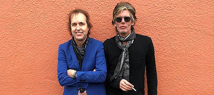 Charlie Sexton, guitarrista de Bob Dylan, da concierto en Gijón con Chuck Prophet