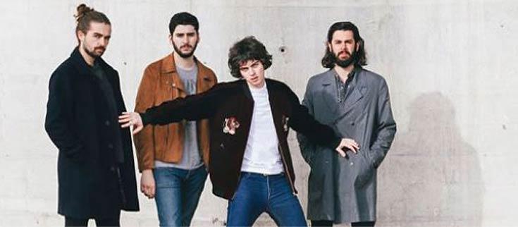 Chelsea Boots, concierto en Madrid, así suena la banda del hijo del presidente de Inditex