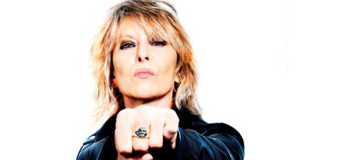 Chrissie Hynde, cover de Beach Boys,  Caroline No, en su nuevo disco