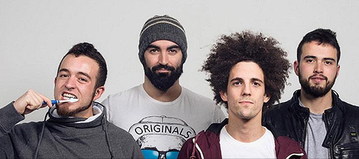 Ciclocéano lanzan el disco Líneas de Meta, con concierto en Madrid