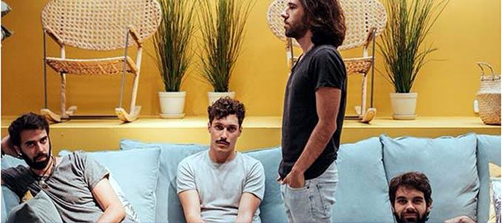 Claim, indie de Murcia con conciertos en Bilbao, Madrid, Logroño, Valencia...